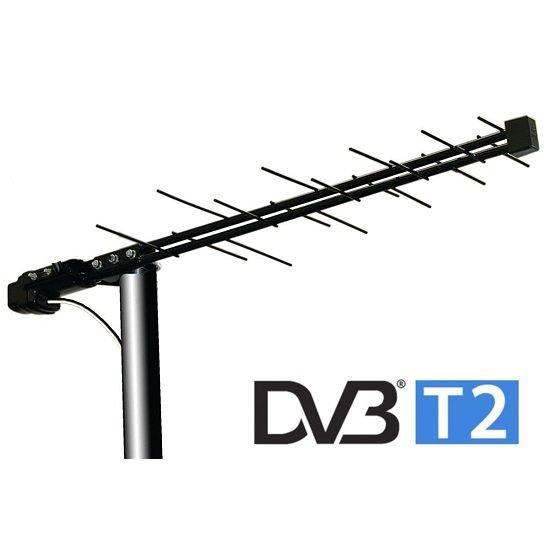 Телевизионная антенна BBK DA15 Комнатная цифровая DVB-T антенна